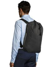 Dual Material Backpack Uptown